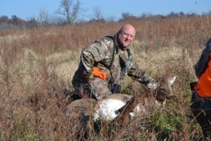 The FEW hunting Whitetail