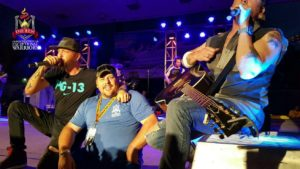 Being honored by LOCASH