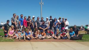 6 Exceptional Warriors and their families at LOCASH