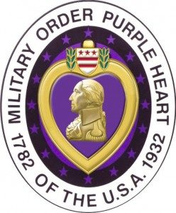 Purple Heart Logo