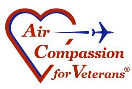 Air Compassion For Veterans Logo