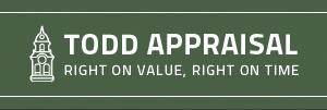 Todd Appraisal banner