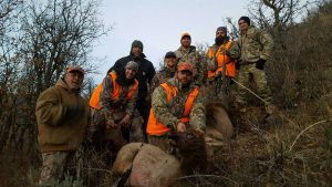 Freedom Hunt with Rowdy Birddog Outfitters