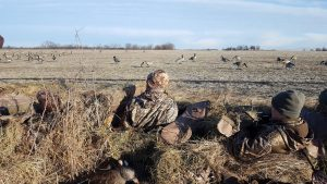 MO - Waterfowl Hunt - Foust Family Goose Hunt