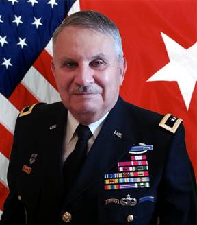 Major General Douglas O. Dollar