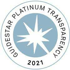 2021 Guidestar Platinum Seal of Approval